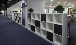 Yue Zi furniture minimalist modern office partition Ikea bookcase