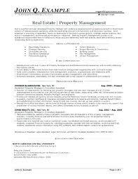Real Estate Resume Sample Samples Commercial Paralegal