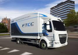 100 Future Trucks DAF Truck Chassis Concept Torque