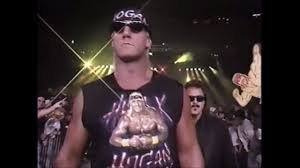 Halloween Havoc 1997 by Hulk Hogan Vs The Giant Halloween Havoc 1995 Dailymotion