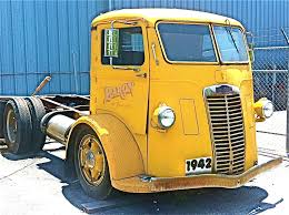 Cabover Trucks | 1942 Autocar Cabover Truck At Austin Rock & Roll ...