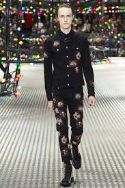 Latest Fashion Trends Men Spring Summer 2017 Black