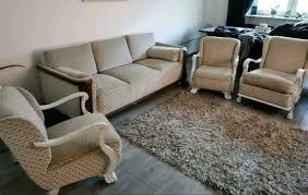 antik wohnzimmer cauch sofa sitz garnitur gruppe