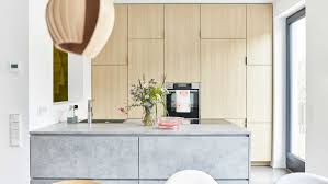 beton arbeitsplatte für die küche vorteile nachteile kosten