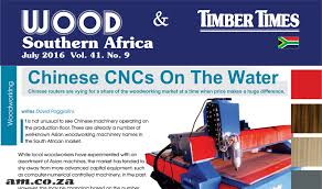 advanced machinery features in wood southern africa magazine