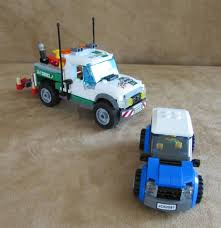 60081 Lego Pickup Tow Truck City Complete Town Minifigure Car ... Review Lego 60132 Service Station Custom Vehicle Heavy Duty Wrecker Tow Truck Youtube City Set 60056 Lego 4635 Fun With Vehicles I Brick City Amazoncom Great Pickup 60081 Custombricksde Technic Model Custombricks Moc Instruction Toys Games Complete Town Minifigure Car 42070 All Terrain De Toyz Shop