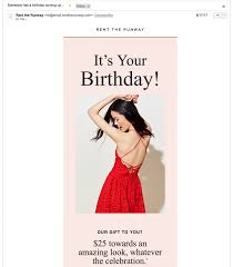 The Art Of The Milestone Email - Emfluence Digital Marketing Rent The Runway Inside Lawsuit Threatening 1 I Wanted To What An Expensive Mistake The Jewel Hut Discount Code Ct Shirts Uk Runways Wedding Concierge Program Is Super Easy Use Unlimited Review 50 Off Promo Code Runway Promo Free Shipping Ccinnati Ohio Subscription Coupon Save 25 Msa Coupon December 2018 Coupons For Baby Usa Kilts Coupons Fasttech Lower East Side New York Ny Ultimate Guide Ijeoma Kola Rent American Eagle Gift Card Check