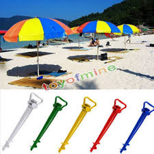 1 x parapluie holdersun plage de porte parapluie jardin patio