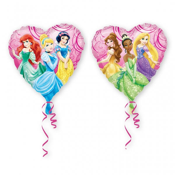 Anagram Disney Princess Fairy Tale Friends Foil Balloon - 43cm