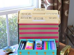 5 Quick Tips for Home fice Organization
