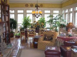 Image Of Indoor Sunroom Decorating Ideas