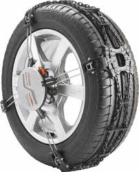 Weissenfels Clack And Go Quattro SUV Snow Chains For SUV And 4x4
