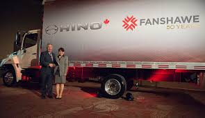 Hino Surprises Fanshawe With Truck Keys | Today's TruckingToday's ... Heavy Haul Transport Wm Services Crane Rental Trucking News Nationwide Equipment S Bliner Iiis Sbiiicom Road Load Page Tow Safety Week Offers Reminder To Move Over Todays Mullen Sales Contacts Alberta Freight Shipping Some Pics From Edmton The Business Information Resource For The Customer Deliveries Southland Intertional Trucks Partner Profile Of Month Natural Rources Canada Truckfax Machinery All Sorts In And Out Scania 143 Heavyweight Party Pinterest