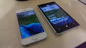 The Best iPhone Alternatives Running Windows Phone – April