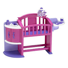 Amazon American Plastic Toy My Very Own Nursery Set Toys & Games