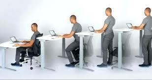 awesome standing desk office depot ergonomics height adjustable