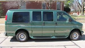 1999 Chevrolet Express Cargo For Sale In Maysville OK