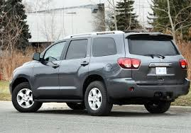 Toyota's Biggest SUV Still Fills The Bill – WHEELS.ca Toyotas Biggest Suv Still Fills The Bill Wheelsca New 2018 Toyota Sequoia Sr5 In Nashville Tn Near Murfreesboro Preowned 2008 Sport Utility Orem B3948c Wheels Custom Rim And Tire Packages Inside Stunning 2016 Used Toyota Sequoia Platinum 4x41 Owner Local Canucks Trucks What Is Best At Will It Updates Tundra And Adds Available Trd Go Aggressive The Drive For Sale Scarborough 2018toyotasequoia Fast Lane Truck 2011 Platinum Red Deer 2017 Limited 4d