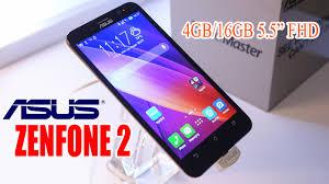 Asus Zenfone 2 4G RAM Intel Z3580 5 5