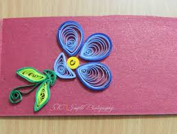 Green Theme For Paper Quilling Designs