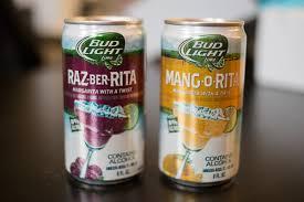 Bud Light Launches New Raz Ber Rita and Mang O Rita Flavors