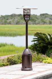 Charmglow Patio Heater Thermocouple by Amazon Com Fire Sense Hammer Tone Bronze Deluxe Patio Heater