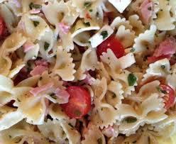 salade de pâtes à l italienne recette de salade de pâtes à l