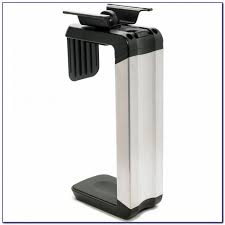 cpu holder under desk mount uk desk home design ideas
