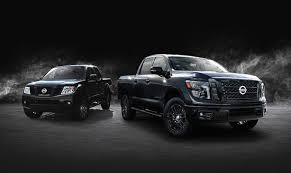 100 Nissan Truck Models Adds New TITAN And Frontier Midnight Edition Models The