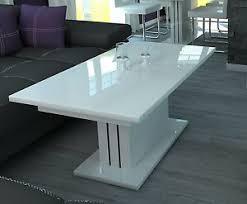 details zu couchtisch ohne funktion wohnzimmertisch sofatisch modern 120cm tisch design