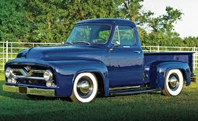 Classic 1955 Ford F100 Pickup Trucks For Sale | Cars-For-Sales.com ...