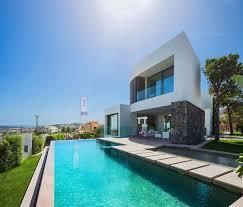 100 Home Contemporary Design Casa Finestrat Spanish With Chic Mediterranean Charm