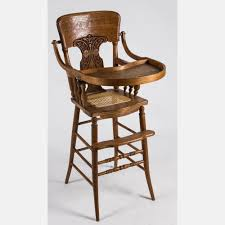 American Carved Oak High Chair Summer Main 18 Inch Doll Fniture Wooden High Chair With Lift About Us American Victorian Childs High Chair Slat Back Dolls 3in1 Windsor High Date 17901800 Dimeions 864 Girl Bitty Baby Childs Painted Ladder Back Top Patio Eagle 20th Century Early Corner Favorites Crib Chaingtable Washer Dryerchaing Video Red Heart Chaing Table In Blossom 4 1 Highchair Rndabout Ingenuity