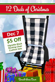 Vignette Buffalo Check Black Rocking Chair Cushions Latex Foam Fill ... Lancy Bird House Rocking Chair Cushion Set Latex Foam Fill Multi Fniture Add Comfort And Style To Your Favorite With Pin By Barnett Products Whosale On Country Traditional Home Check Out Greendale Fashions Hyatt Jumbo Shopyourway How To Send A Gift Card At Barnetthedercom Outdoor Cushions Ideas Town Of Indian Competitors Revenue And Employees Owler Company Pads Budapesightseeingorg Floral Unique Clearance 1103design Ticking Stripe Natural Child Made In Usa Machine Washable