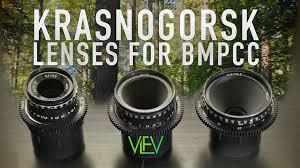 100 Krasnogorsk 2 Using Lenses On BMPCC Indepth Review