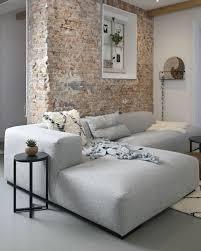 stoere combinatie strak minimalistisch interieur met