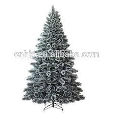 Artificial Snowing Fiber Optic Snow Needle Pine Christmas Tree