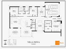 100 Contemporary House Floor Plans And Designs 33 Luxury Of Single Story Stock