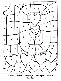Color By Number Coloring Pages Online Really Hard
