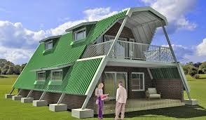 Metal Homes Texas Light Steel Frame Prefab Villa Home Quick Emble
