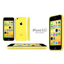 Amazon Apple iPhone 5C Factory Unlocked Cellphone 8GB White