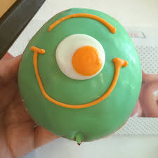 Krispy Kreme Halloween Donuts Philippines by The Giving Journal 2015 By The Coffee Bean And Tea Leaf