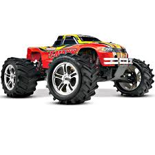 100 Truck Maxx Traxxas T 25 Classic Monster Red 491041 Dollar Hobbyz