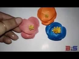 How To Make Easy Paper Flower