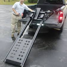 100 Truck Bed Ramp Age Power Lift Powered Motorcycle 8 Long Car