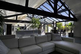 cuisine alu veranda alu vigouroux armonia de vie avec cuisine salon