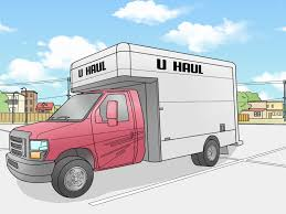 100 U Haul 10 Foot Truck How To Drive A Moving With Pictures WikiHow
