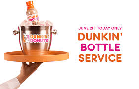 Through Today Only 6 21 Hury Over HERE To Request A FREE Dunkin Donuts Bottled Iced Coffee Coupon
