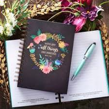 I Can Do All This Through Him Journal