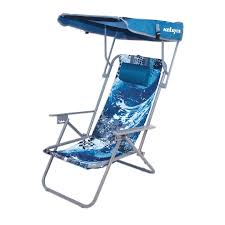 Rio Gear Backpack Chair Blue by Kelsyus Beach Canopy Chair Hayneedle